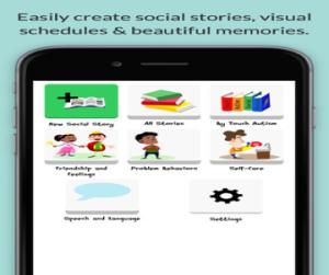 Social Stories Creator