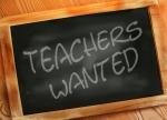 Teachers Wanted geralt pixabay